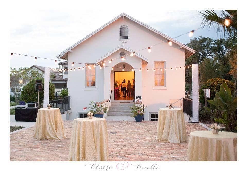 Winter Park Wedding Chapel Welcomes Beautiful Bride Orlando
